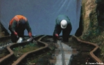 Working on the Cliff Railway